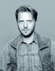 Torkil Sandsund foto svartkvitt
