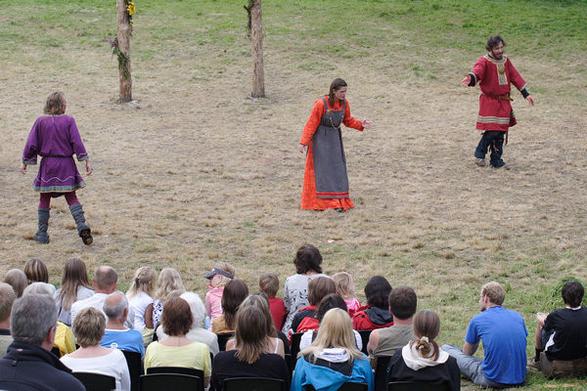 Friarar  - Gaularspelet 2007