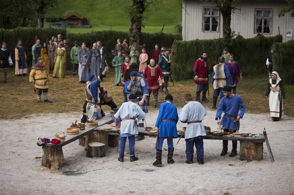 Gaularspelet 2017 - Foto: Jostein Vedvik